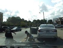 Euclid Dashcam Beating