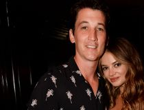 Miles Teller and Keleigh Sperry