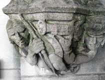 Yale Carving