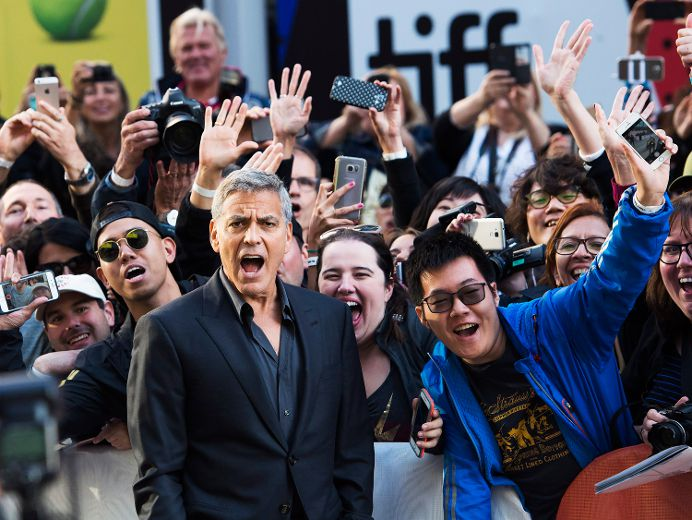 TIFF 17: George Clooney, Gary Oldman, Frances McDormand and more highlights from this year's film fest