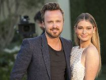 Aaron Paul, Lauren Parseki