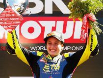 Motor Mouth: Ana Carrasco tears down barriers among motorcycle racers