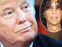 Donald Trump appeared on Howard Stern numerous times before becoming president.