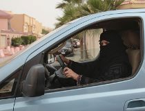 Saudi Arabia Female Driver
