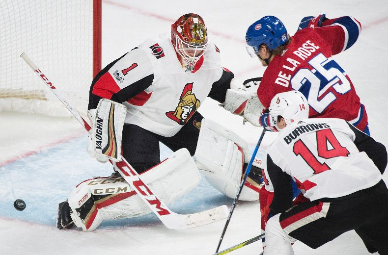 Senators have chance to pull off Western Canada sweep