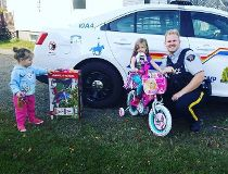 RCMP Tricycles