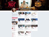 KFC follows 11 people on Twitter