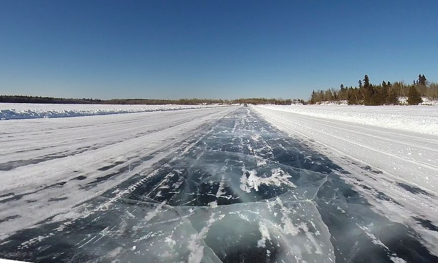 Plan underway to supply Churchill with ice road