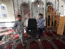 Afghan mosque attack