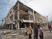 Somalia's death toll at 358