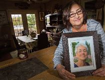 A mother dies, a family wonders