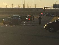 Lanes closed as police investigate crash on Anthony Henday Drive