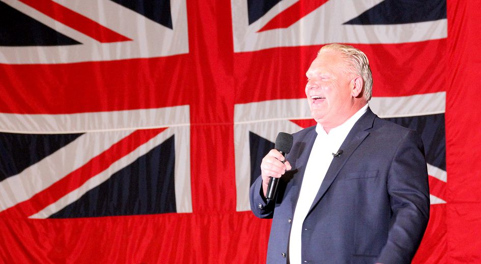 Doug Ford makes second stop in Chatham - Chatham-Kent news