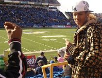 Abdul Rahim Mah Jemei, 22, (above) was fatally stabbed in downtown Winnipeg on the night of March 16, 2011. Police said he was confronted by an armed suspect near the corner of Portage Avenue and Vaughan Street about 9:10 p.m.