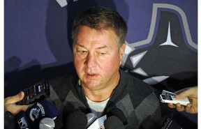 After presiding over the most successful period in team history, Mike Gillis was relieved of his duties today - a victim of his own arrogance as much as his performance.
