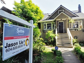 Sixty-eight per cent of millionaires in B.C. are either immigrants or the direct offspring of an immigrant. Some say that's why relatively modest Vancouver houses like this are worth $1.8 million or more.