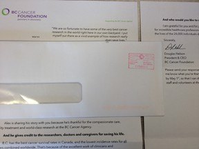 Are you more likely to open an envelope with no return address and branding?