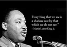 Martin Luther King Jr. was  the most famous North American liberal Christian of the latter part of the 20th century. Tens of millions continue to follow the movement, which combines a thirst for justice with intellectual openness.