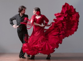Off to the land of the flamenco