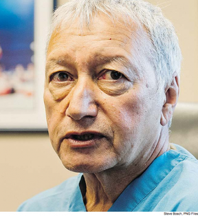 Dr. Brian Day, orthodpedic surgeon and co-owner of the Cambie Surgery Centre is suing the provincial government over obstacles to private health care.