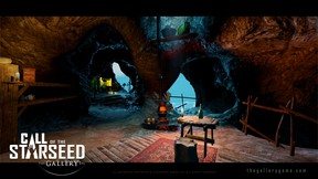 The Gallery Episode 1: Call of the Starseed, virtual reality game by Cloudhead Games