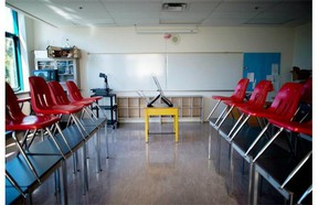 Each secondary school closed is estimated to save between $15-19 million in one-time deferred maintenance costs.