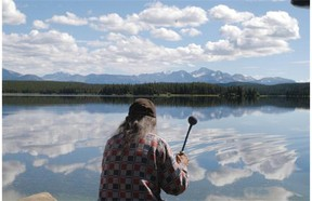 Taseko Mines has filed a civil claim in B.C. Supreme Court seeking to recoup costs from the federal government after it rejected the company's proposed copper mine southwest of Williams Lake. The federal government rejected Taseko's proposed New Prosperity mine for the second time in February, based on its environmental effects, most notably on Fish Lake, above, a treasured site within the traditional territory of the Tsilhqot'in First Nations.