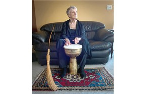 Pat Hogan, of East Vancouver, has been a practicing witch since the 1980s.