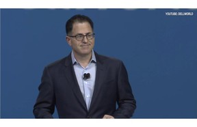 Dell World opened to special fanfare this year. The company, that had its start with founder Michael Dell building computers in his dorm room, has just announced its $67 billion acquisition of storage giant EMC.