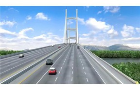 This is what the new Massey Tunnel could look like.
