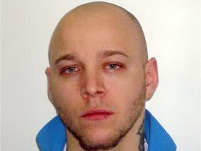 UNDATED—Undated handout photo from the RCMP of Gregory Wayne Hiles for Breach of Corrections and Conditional Release Act, as Hiles failed to return to the Chilliwack Community Correctional Centre as required on March 10, 2010.