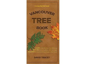 Vancouver Tree Book by David Tracey.