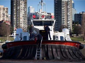 The Kitsilano coast guard base will have a larger staffing rotation during the summer, Canadian Fisheries and Oceans announced this week.