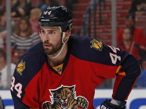 Erik Gudbranson is the newest member of the Vancouver Canucks.