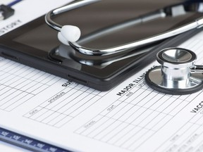 Nanaimo doctors are complaining about the usability and security of a new electronic health records system.