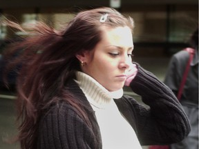 Kelly Ellard (pictured) was convicted in the 1997 beating death of Victoria teen Reena Virk.