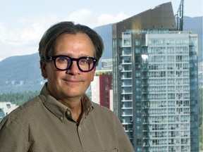 Jon Stovell is president and CEO of Reliance Properties in Vancouver.