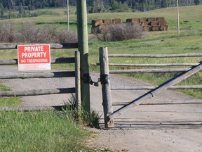 Anglers have been battling the owners of Douglas Lake Ranch since locks appeared on the access road gates to Minnie and Stoney lakes.