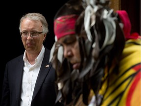"""Characterizing genuine concern about our future by scientists and everyday British Columbians as """"professional protest,"""" as Aboriginal Relations Minister John Rustad has done, perpetuates a divisive politics that hinders effective climate action, writes Caitlyn Vernon."""