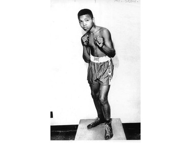 Local Input~ MUHAMMAD ALI AS A 12 YEAR OLD CASSIUS CLAY  USED DECEMBER 31, 2001 CASSIUS CLAY AT AGE 12. ORG XMIT: POS2016060315221156 ORG XMIT: POS1606031523425838      Muhammad Ali options ORG XMIT: POS1606031709480334