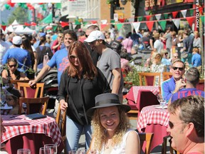 The seventh annual edition of the revised Italian Day runs Sunday from noon to 8 p.m., and for the first time Commercial Drive can now officially be called Little Italy. - Barcelona Media Design