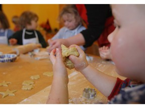Kids making cookies are reminded not to eat the raw dough or lick the beaters following a contaminated flour recall by General Mills.