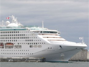 Victoria gets roughly 525,000 visitors a year off cruise ships, but some 11,000 people were denied boarding Seattle last year because they has failed to get a Canadian visa.