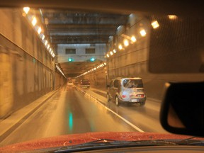 The latest proposal for a George Massey Tunnel replacement is an eight-lane tube.