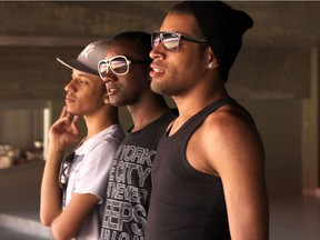 The film Waiting for B focuses on a group of poor, young, gay men and women waiting in line for a Beyoncé concert in Sao Paulo, Brazil. It's part of the 2016 Vancouver Queer Film Festival, running Aug. 11-16.