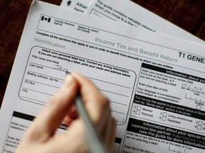 For the large majority of Canadians earning less than $40,000 a year, filing taxes doesn't mean a bill to pay — it means extra benefits to collect.