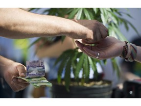 At one of the final sessions of the annual meeting of the Canadian Medical Association in Vancouver on Wednesday, delegates aired their concerns over the legalization and possession of marijuana in Canada.