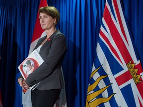 B.C. Representative for Children and Youth Mary Ellen Turpel-Lafond.