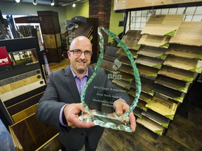Kevin Bergstresser learned many vital business lessons from his College Pro franchise days. Now his company Mira Floors is winning awards.