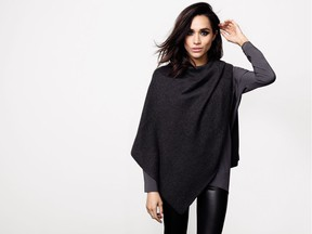 Actress Meghan Markle has designed a capsule collection of pieces for Canadian retailer Reitmans.